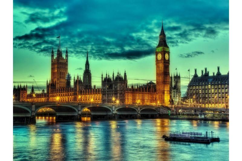 LONDON VÁSZONKÉP